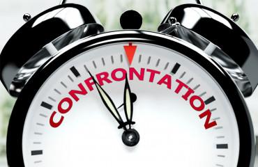 La confrontation : Un outil du coach qui (lui) fait peur ?